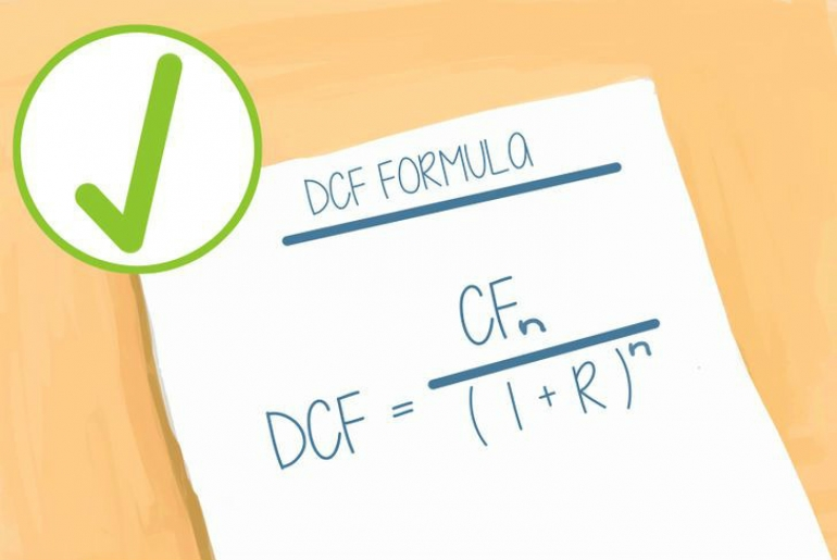 What is the appropriate discount rate for a startup DCF valuation?
